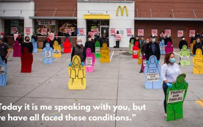 """""""We are Human Beings"""" Inside the Longest McDonald's Workers' Strike with Angely Rodriguez & Maria Ceja"""
