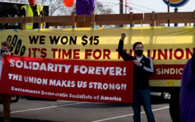 McDonald's workers want more say over California labor conditions. This plan would help them