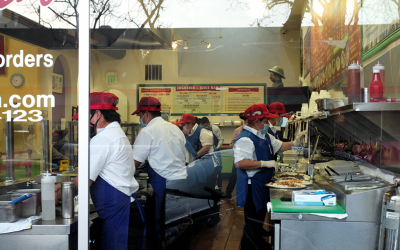 Raising Standards for Fast-Food Workers in California